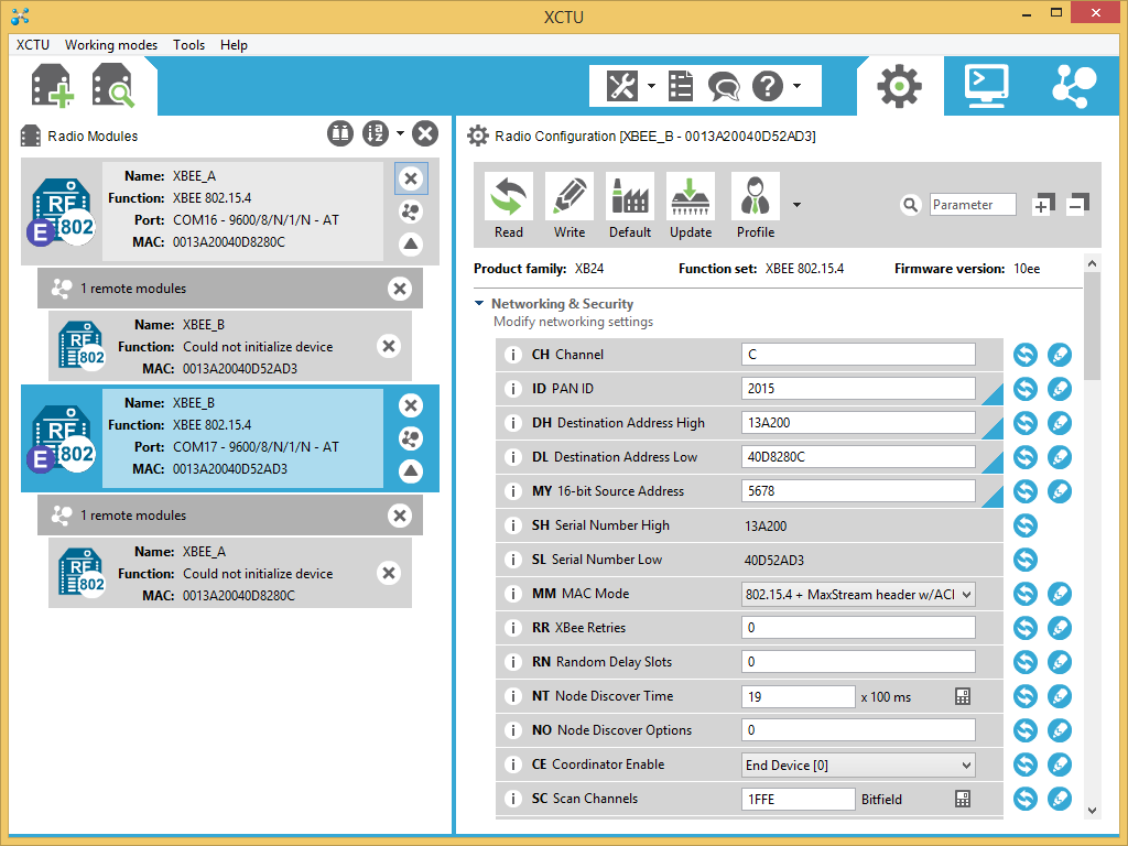 IEEE 802.15.4 | Aprendiendo Arduino