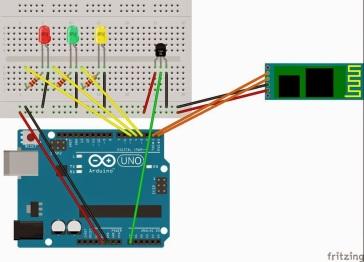 Ejemplo Sensor De Temperatura Aprendiendo Arduino