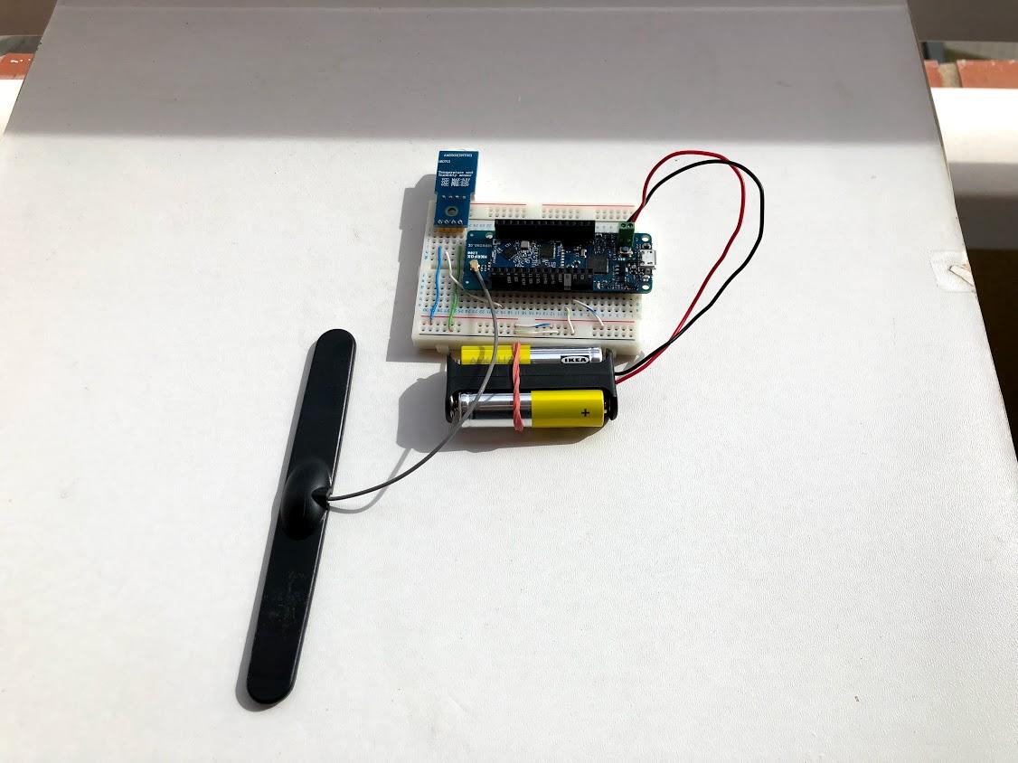IoT – Aprendiendo Arduino