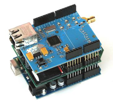 Shields Arduino Aprendiendo Arduino